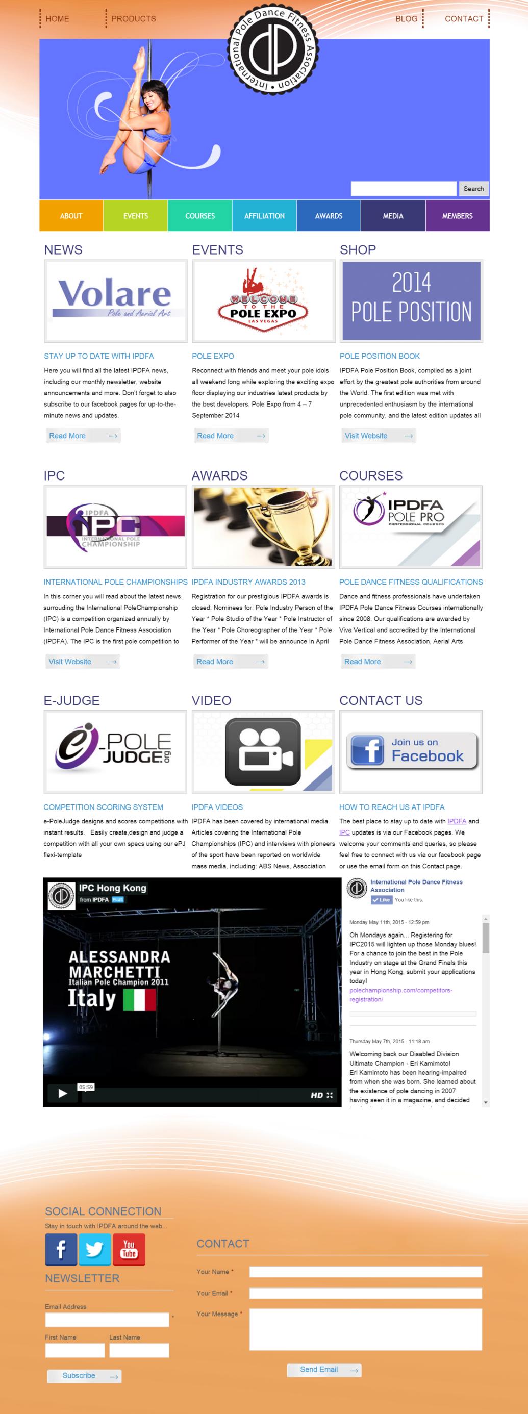 Website-IPDFA